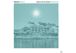 Various - Sheer Rocks-Music On The Rocks Vol.1 - (CD)