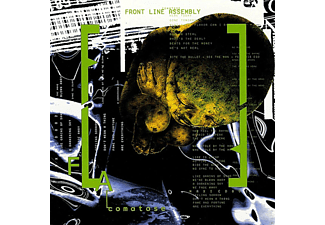 Front Line Assembly - Comatose (Lp Yellow Vinyl) - (Vinyl)