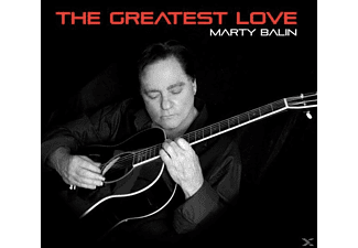 Marty Balin - The Greatest Love - (CD)