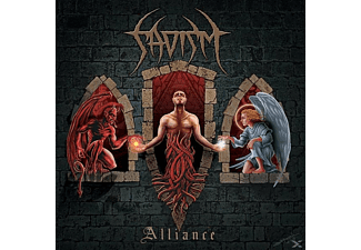 Sadism - Alliance - (CD)