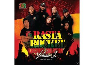 VARIOUS - Rasta Rocket Records Collection, Vo - (CD)