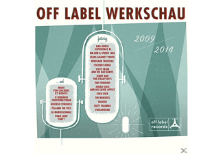 VARIOUS - Off Label Werkschau 2009-2014 [CD]