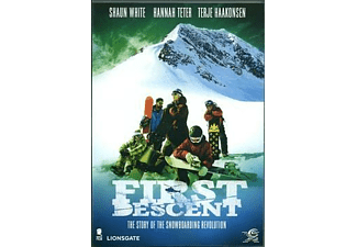 First Descent - (DVD)