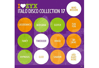 VARIOUS - Zyx Italo Disco Collection 17 - (CD)