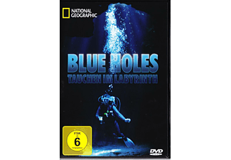 National Geographic: Blue Holes - (DVD)