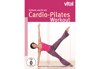 Schlank & fit mit Cardio-Pilates - (DVD)