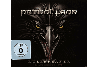 Primal Fear - Rulebreaker (Ltd.Digipak+DVD) - (CD + DVD Video)