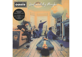 Oasis - Definitely Maybe (Remastered) - (LP + Download)