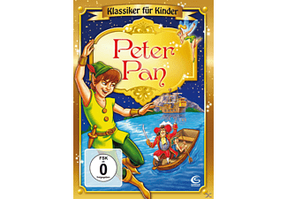 Peter Pan - Klassiker für Kinder [DVD]