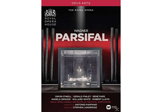VARIOUS, Orchestra Of The Royal Opera House - Parsifal [DVD]