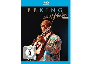 B.B. King - LIVE AT MONTREUX 1993 - (Blu-ray)