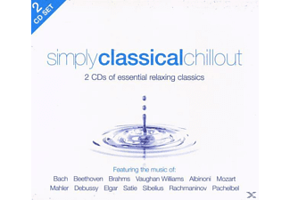 VARIOUS - Simply Classical Chillout - (CD)