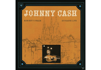 Johnny Cash -  Koncert V Praze (In Prague-Live) [CD]