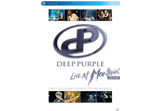 Deep Purple They All Came Down To Montreux Live DVD