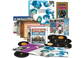 Jefferson Airplane - CD Vinyl Replica Collection - (CD)