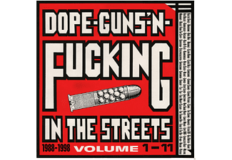 VARIOUS - Dope, Guns & Fucking In The Streets: 1988-1998 - (Vinyl)