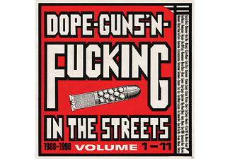 VARIOUS - Dope, Guns & Fucking In The Streets: 1988-1998 - (CD)