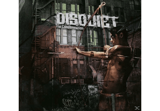 Disquiet - The Condemnation - (CD)