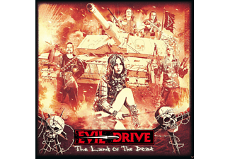 Evil Drive - The Land Of The Dead - (CD)