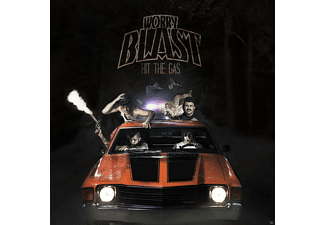 Worry Blast - Hit The Gas - (CD)