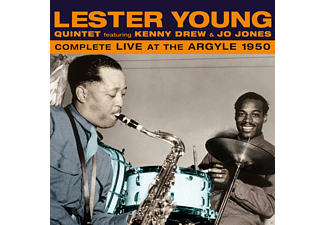 Lester Quintet Young - Complete Live At The Argyle 1950 - (CD)