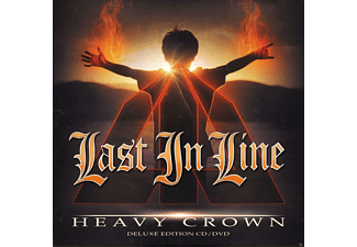 Last In Line Heavy Crown CD + DVD Βίντεο