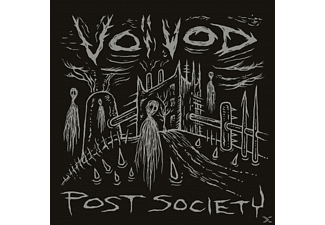Voivod - Voivod-Post Society-Ep - (Maxi Single CD)