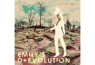 Esperanza Spalding Emily's D+Evolution CD