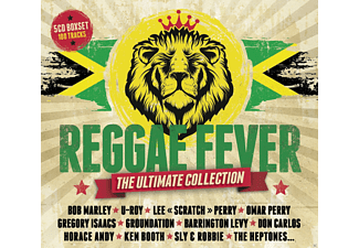 VARIOUS - Reggae Fever-The Ultimate Collection - (CD)