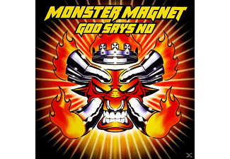 Monster Magnet God Says No CD