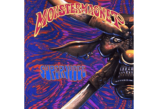 Monster Magner - Superjudge - (CD)