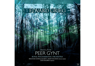 E. Grieg - Music From Peer Gynt - (Vinyl)