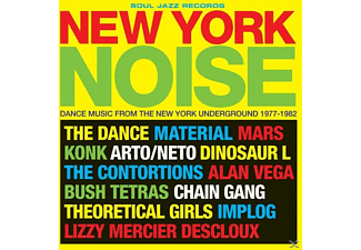 VARIOUS - NEW YORK NOISE 1977-1982 - (CD)