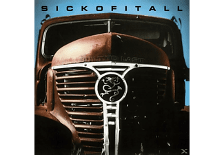 Sick Of It All - Built To Last - (Vinyl)