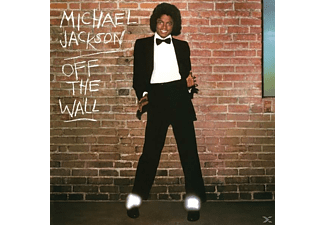 Michael Jackson Off The Wall CD