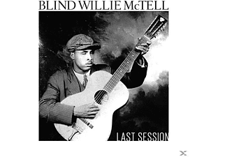 Blind Willie McTell - Last Session - (CD)