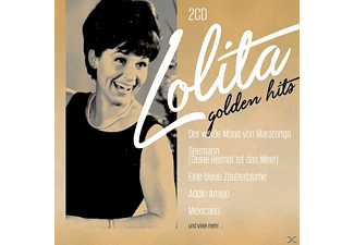 Lolita - Golden Hits - (CD)