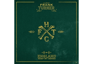 Frank Turner - England Keep My Bones - (LP + Download)