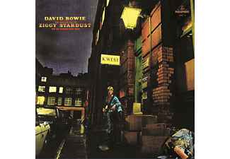 David Bowie - The Rise And Fall Of Ziggy Stardust And The Spiders From Mars | LP