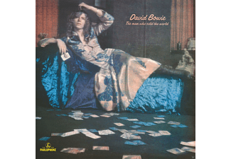 David Bowie - The Man Who Sold The World (Remastered 2015) - (Vinyl)