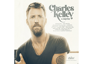 Charles Kelley - The Driver - (CD)