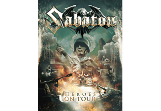 Sabaton - Heroes On Tour (+ CD) - (Blu-ray + CD)