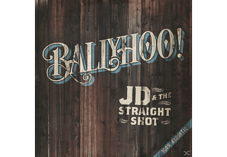 Jd, The Straight Shot - Ballyhoo! [CD]