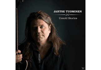 Jartse Tuominen - UNTOLD STORIES - (CD)