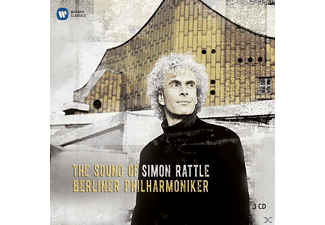 Simon Rattle, Berliner Philharmoniker - The Sound of Simon Rattle & Berliner Philharmoniker (CD)