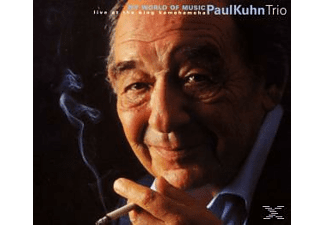 Paul Trio Kuhn - My World Of Music - (CD)