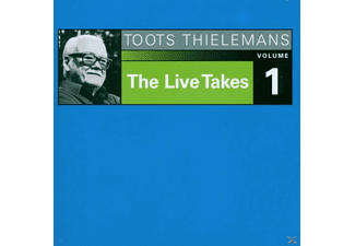 Toots Thielemans - The Live Takes Vol.1 | CD