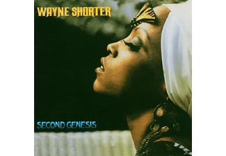 Wayne/walton/cranshaw Shorter - Second Genesis - (CD)
