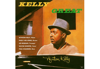 Wynton Trio Kelly - Kelly Great - (CD)