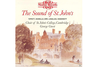 George/Choir Of St.Johns Guest - Sound Of St.John's - (CD)